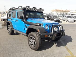 2011 Jeep Wrangler JK Unlimited