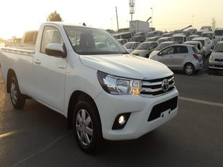 2015 Toyota 2WD Pickups