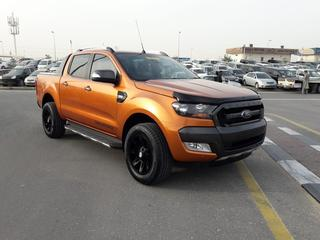 2016 Ford RANGER WILDTRACK