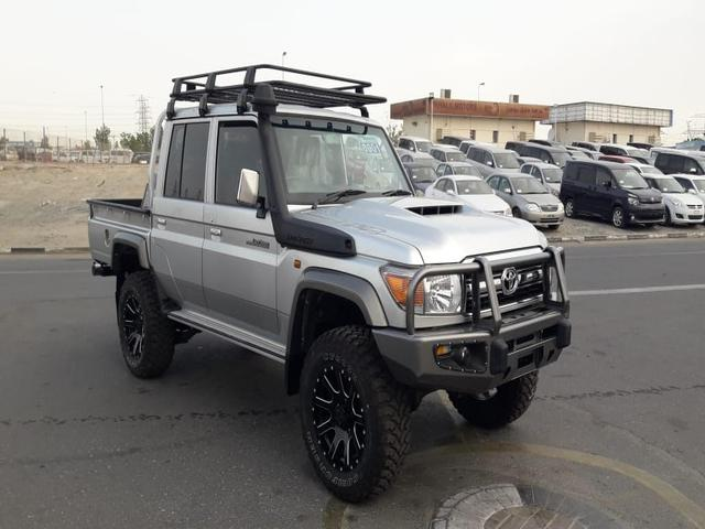 2019 Toyota Land Cruiser p/up