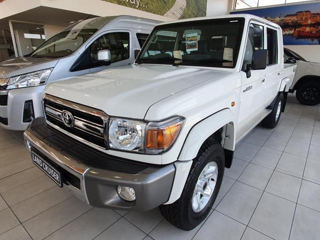 2020 Toyota Land Cruiser p/up